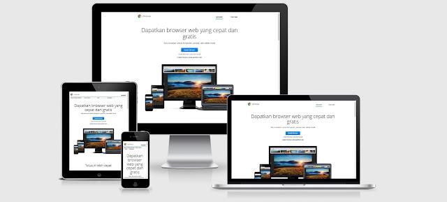 Browser Chrome Tadai Situs HTTP