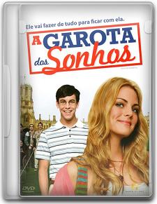 Capa A Garota Dos Sonhos   DVDRip   Dublado (Dual Áudio)