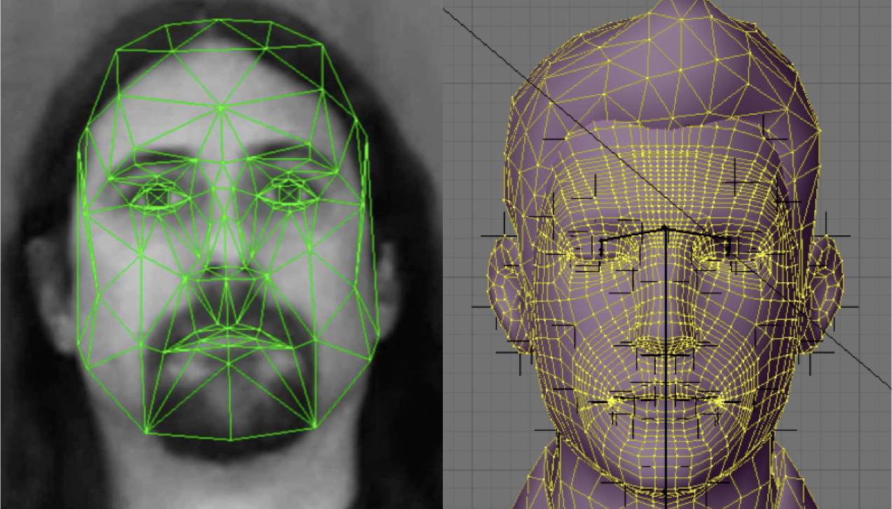 Facial recognition experiment — 2