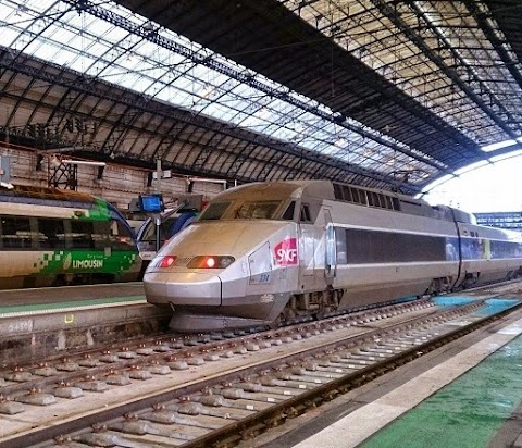 Tren TGV a Disneyland París