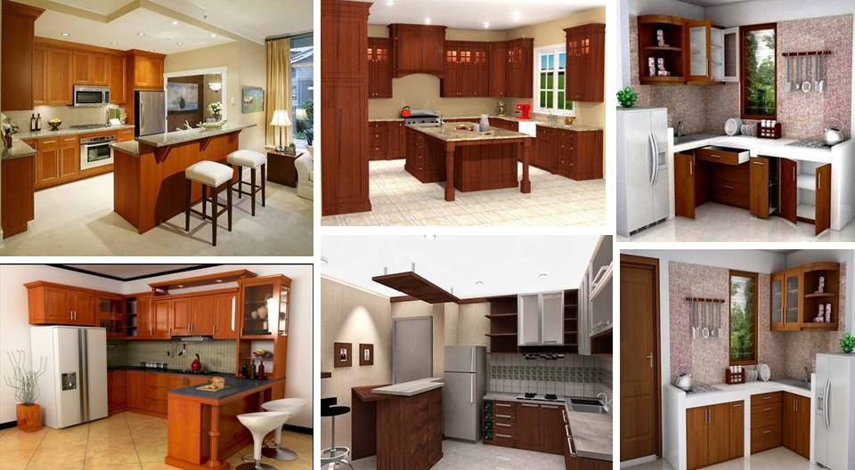 20 WOODEN KITCHEN CABINET DESIGNS