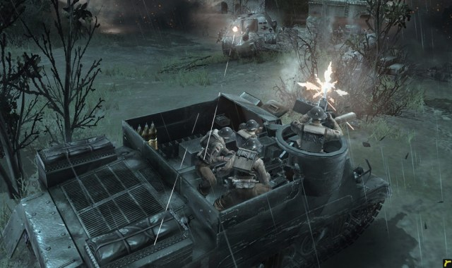 Company of Heroes Opposing Fronts PC Gameplay