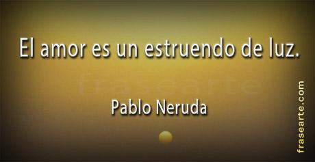 Citas de amor Pablo Neruda