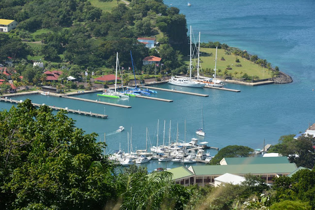 St. George Grenada boats