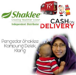 Pengedar Shaklee area Kampung Delek Klang