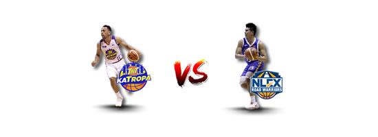 June 3: TNT vs NLEX, 4:30pm MOA Arana