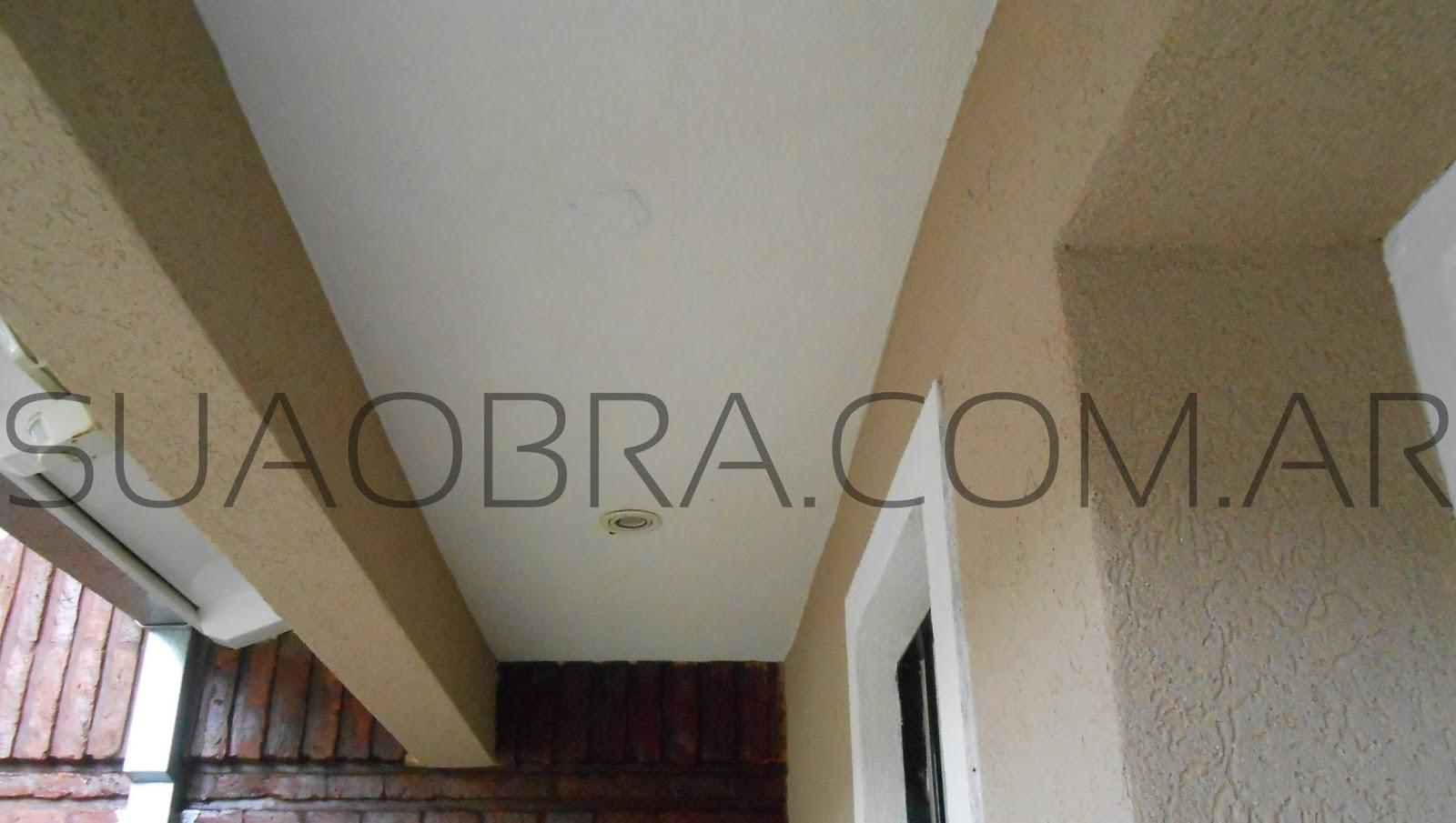 Colocacion profesional tarquini suaobra com ar - Revestimientos para techos ...