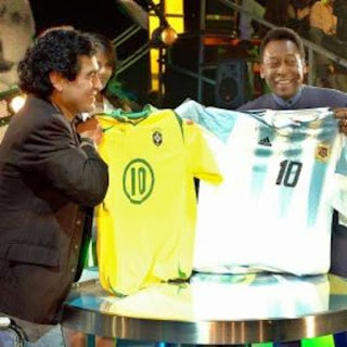 maradona-pele-maior-rivalidade-brasil-argentina