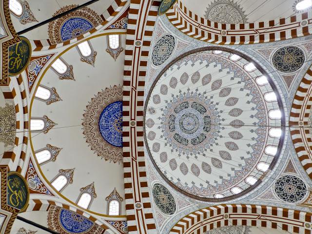 Sehzade Camii, Esambul