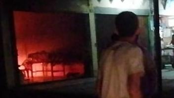 Rp 2,3 Milyar Musnah Akibat Bencana Kebakaran di Tebo