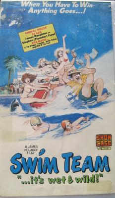 Команда пловцов / Swim Team. 1979.