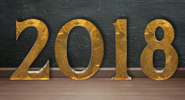 Feliz 2018 Imagens