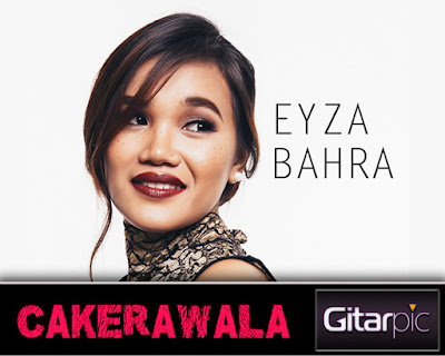 Chord Gitar Eyza Bahra - Cakerawala