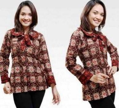 Model Batik Remaja Masa Kini Model Batik 2019