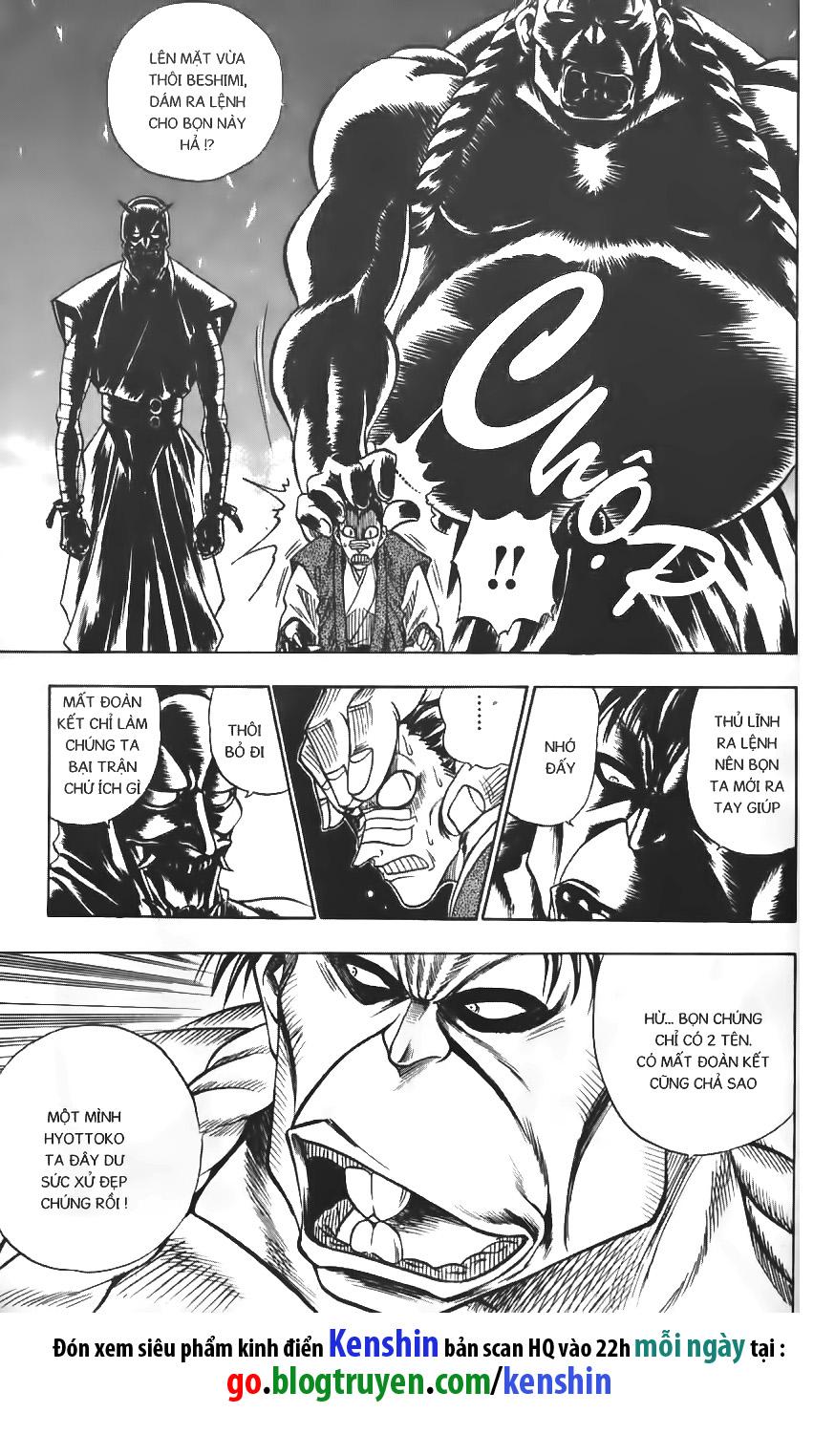 Rurouni Kenshin chap 17 trang 10