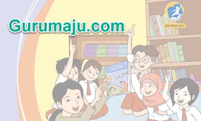 Download Buku Kelas 4 Kurikulum 2013 Revisi Terbaru 2017
