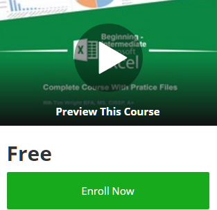 udemy-coupon-codes-100-off-free-online-courses-promo-code-discounts-2017-beginning-to-intermediate-excel-2016-complete-course