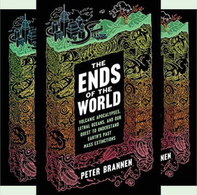 Peter Brannen's Book on Climate Change - The Looming Dangers..