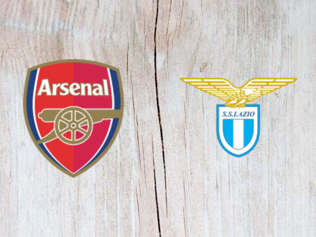 Watch Arsenal vs Lazio Full Match & Highlights - 04 August 2018
