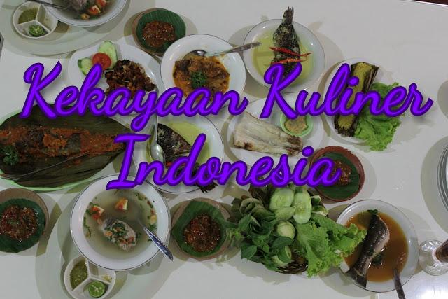 Kekayaan Kuliner Indonesia