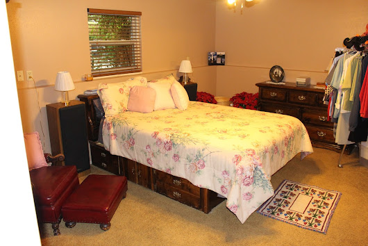 Downstairs Large Bedroom