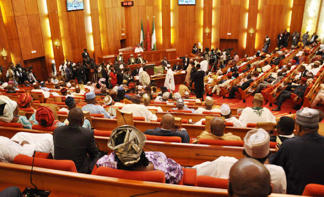 Senate reads Buhari's letter for vacation extension