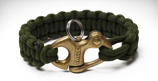 UNFORGETTABLE GOING AWAY GIFTS FOR MILITARY WOMEN, paracord bracelet