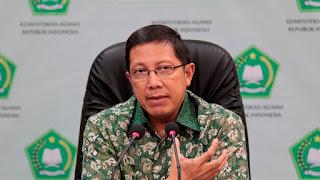 Menteri Agama : Jangan Paksa Warung Tutup Selama Ramadhan