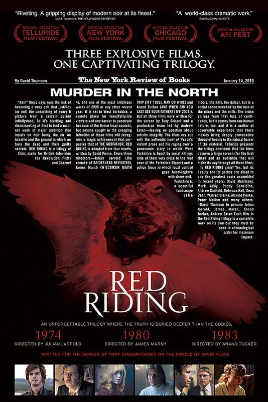 فیلم دوبله : گمشده 1983 (2009)- Red Riding