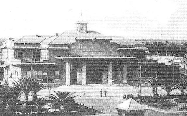 """Storia della Roma-Lido - La Stazione """"Lido di Ostia"""""""