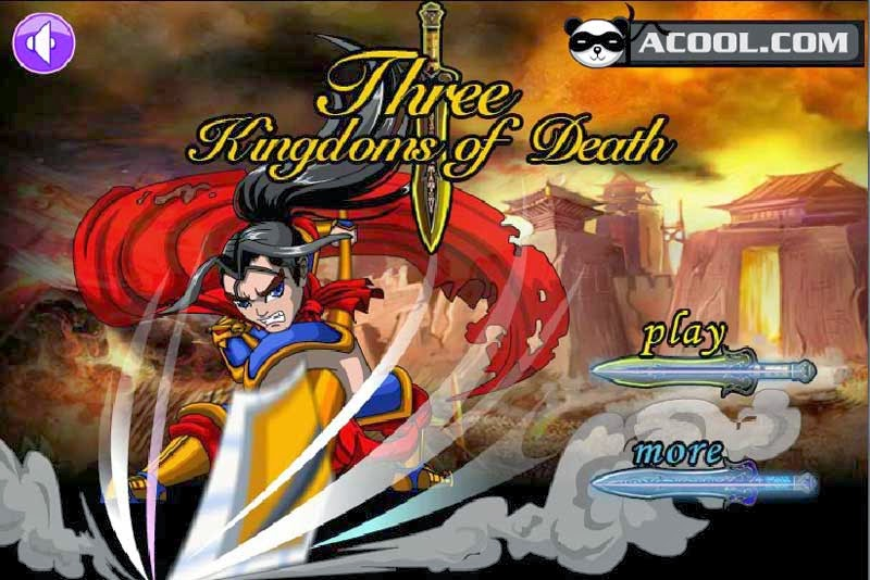 Three Kingdoms of Death