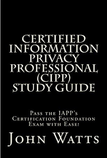 Good books for preparing IAPP CIPP privacy exams