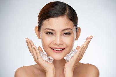 5 Khasiat Es Batu Untuk Kecantikan