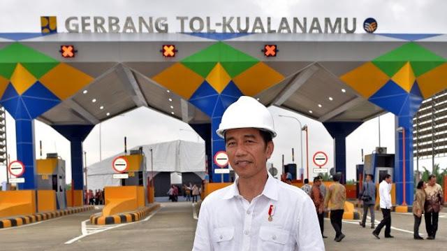Presiden Jokowi Yakin Jalan Tol Tingkatkan Sektor Pariwisata Sumatra Utara
