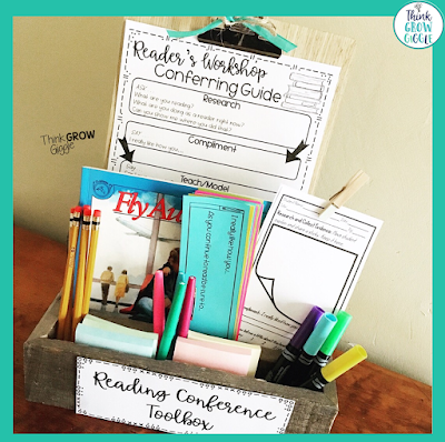 reading workshop conferences