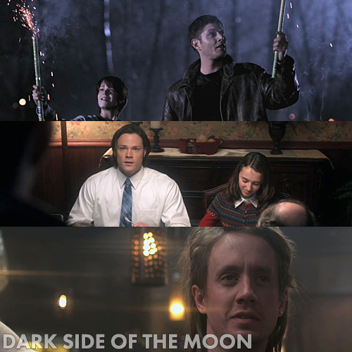 Supernatural 5x16 - Dark Side of the Moon