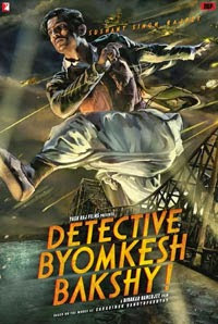 Detective Byomkesh Bakshy 2015 Bollywood HD Movie For Mobile
