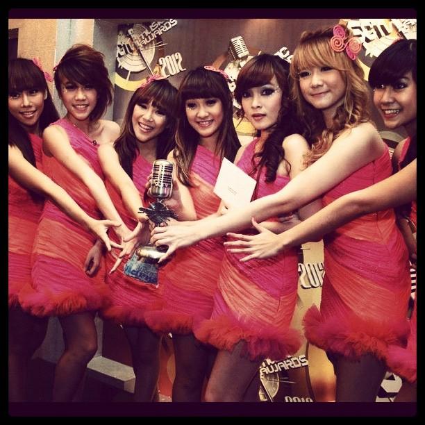 Cherry Belle Indonesia: IndraBLOG: Cherry Belle Tanggapi Teguran KPI Terkait Lagu