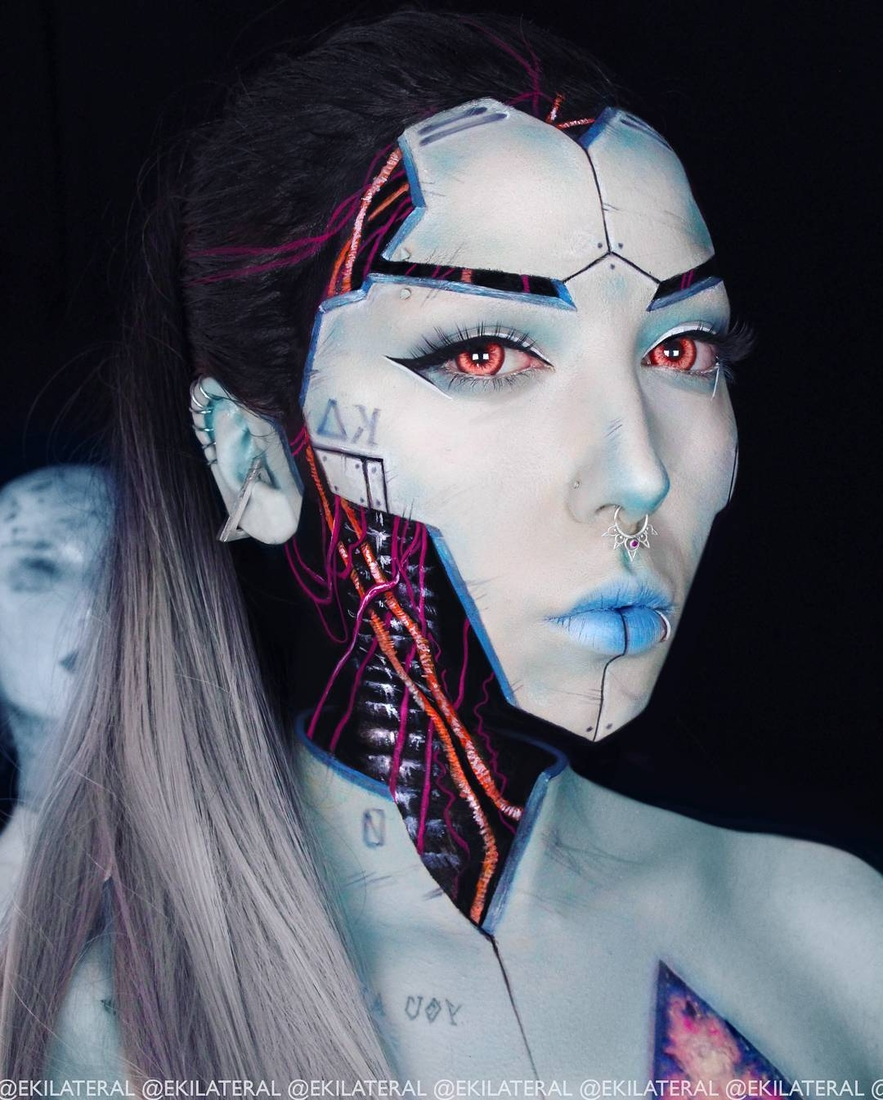 07-Cyborg-Kelly-Nantes-Glamour-and-Scary-Mua-Makeup-Transformations-www-designstack-co