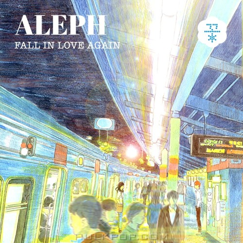 ALEPH – Fall In Love Again – Single