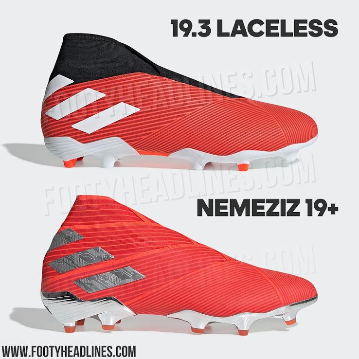 Brandneue Günstige Adidas Nemeziz 19.3 Fußballschuhe ohne