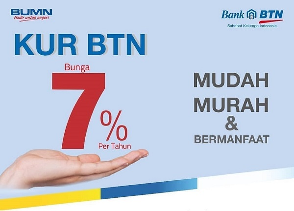KUR Bank BTN