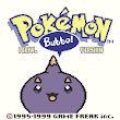Pokemon Periwinkle Version: Special Blobbos Edition