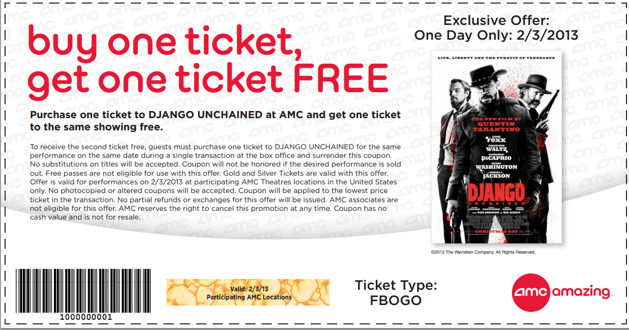 photo about Amc Printable Tickets named Free of charge IS MY Lifestyle: Discount coupons: AMC Theatres Oscar Mania capabilities