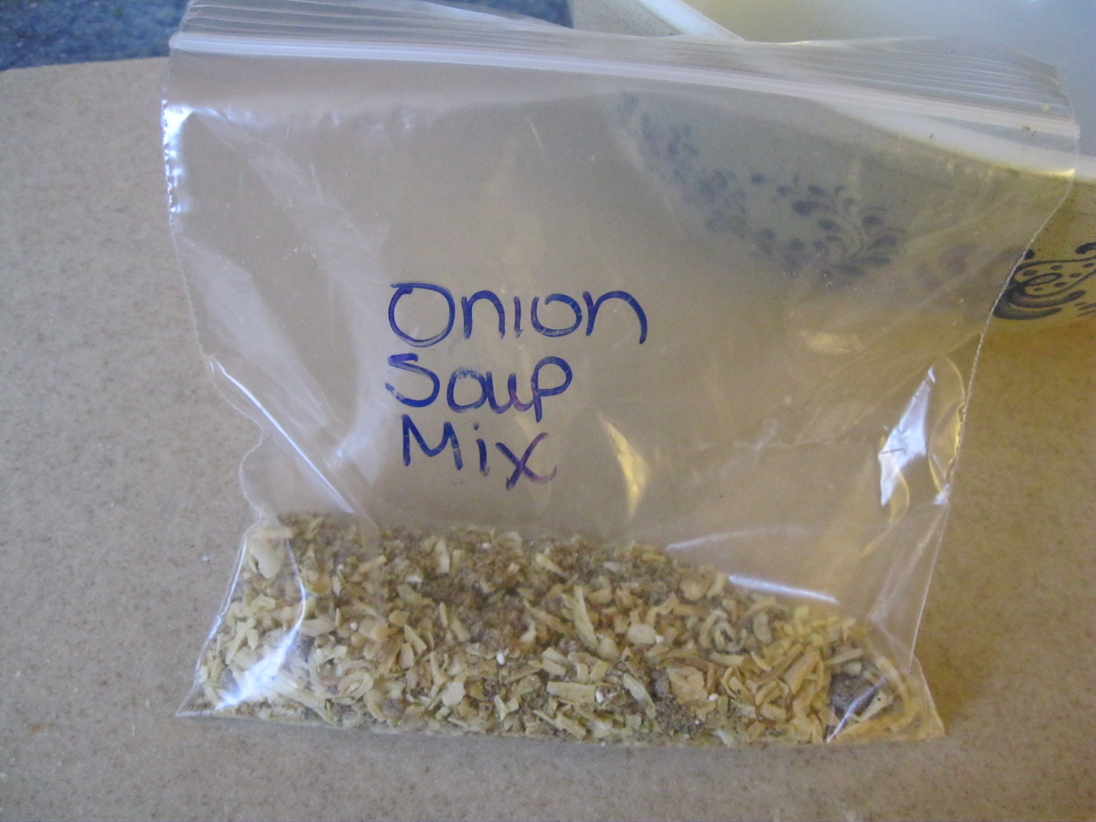 Tip Garden Make Your Own Lipton Onion Soup Mix