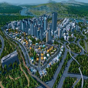 download Cities Skyline Parklife pc game full version free