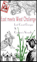 CHALLENGE #99 - EAST MEETS WEST