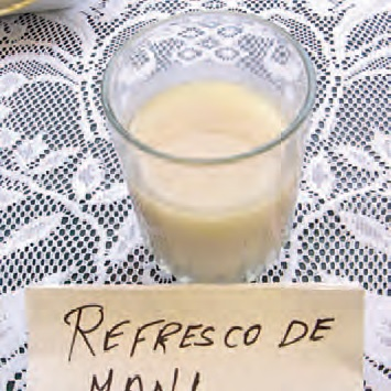 Refresco de Maní