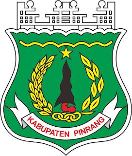 Logo Kabupaten Pinrang, Sulawesi Selatan