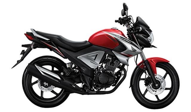 Sepeda Motor Honda Mega Pro FI